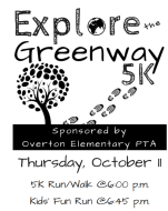 Explore The Greenway 5K