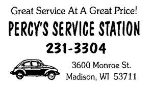 Percy's Service Station