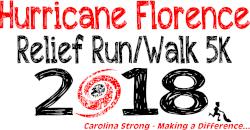 Hurricane Florence Relief Run/Walk 5K