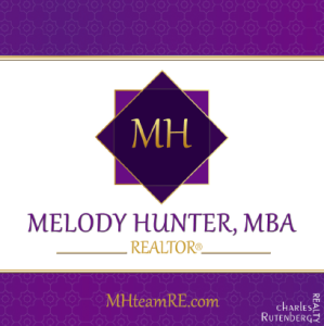 Melody Hunter, Real Estate Agent