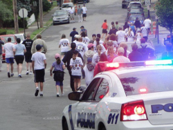 The 5K Run/Walk For Heroes, Sponsored by Captain Oliver C. Chase, Jr. American Legion Post 274