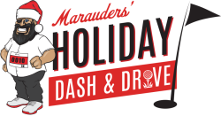 Marauders' Holiday Dash & Drive