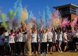 3rd Annual JCHS Colorful Race benefitting St. Jude Children's Research Hospital