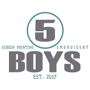 5 Boys Productions