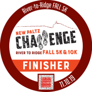 New Paltz Challenge River-to-Ridge Fall 5K & 10K