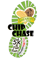 "Shearer's Snacks Chip Chase 5k and ""Chip Off the Old Block"" Kids Fun Run"
