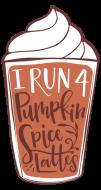 Pumpkin Spice Latte Virtual Run