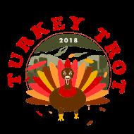 Skinny Raven Turkey Trot