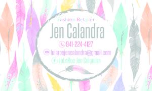 LuLaRoe Jen Calandra