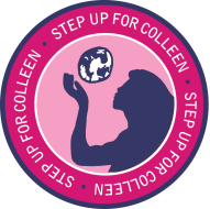 STEP UP FOR COLLEEN 5K WALK/RUN