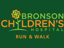 Bronson Children's Hospital 5K - VIRTUAL RACE 2020