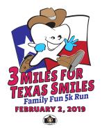 3 Miles for Texas Smiles Family Fun 5K Run
