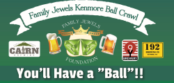 Family Jewels Kenmore Ball Crawl