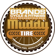 MUDDY TIRE MTB RACE Logo