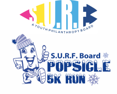 SURF Board Popsicle 5K