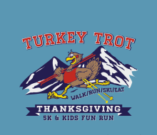 Big Sky Ski Education Foundation's 11th Annual Turkey Trot Presented by Authentic Inc.