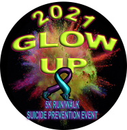 GLOW Up: 5k Neon Glow Run for Suicide Prevention