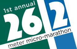 26.2 Meter Micro-Marathon | A Race For The Rest Of Us