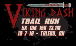 Viking Dash Trail Run: Toledo