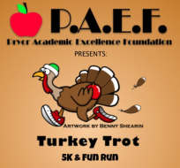 Turkey Trot for Teachers