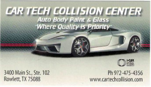 Car Tech Collision Center