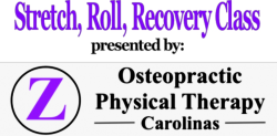 Stretch, Roll & Recovery with Dr. Noah Zacharko