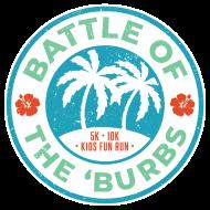 Battle of the 'Burbs  -  10K, 5K & Kids Fun Run