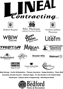 2019 Limestone Capital Half Marathon Sponsors
