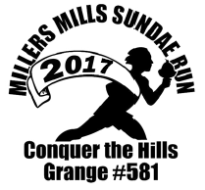 The 23rd Annual Millers Mills Sundae Run