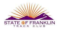 SFTC 5,000 Meter Track Race