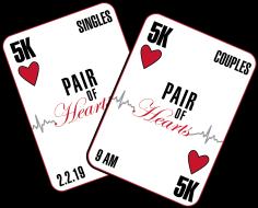 Pair of Hearts 5K
