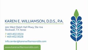 Dr. Karen Williamson, DDS, PA