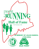 Maine Running Hall of Fame 5K In Memory of Julius Marzul
