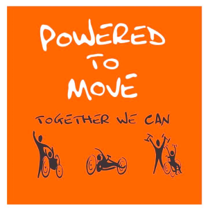 Powered to Move- Charity Beneficiary