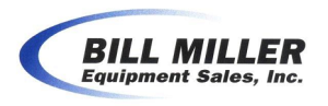 Bill Miller equipment sales