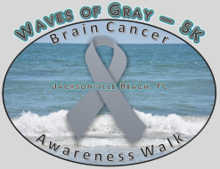 Waves Of Gray - 5K Brain Cancer/Tumor Awareness Walk