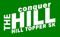 The Hill Topper 5k