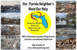 Hurricane Michael Relief 5K - Prayers for the Panhandle