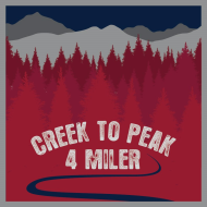 Creek to Peak 4 Miler