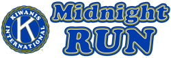 Kiwanis Midnight Run LIVE and Virtual 2022