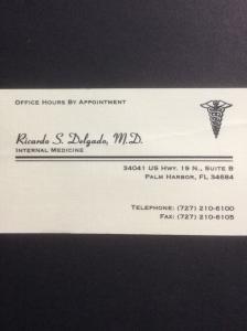 Ricardo S. Delgado, MD, PA