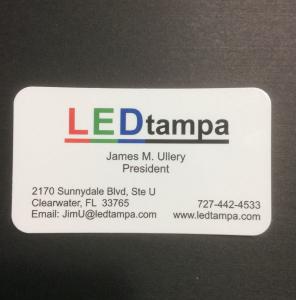 LED Tampa Lighting