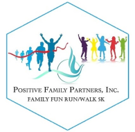 1st Annual Positive Family Partners Family Fun Run/Walk 5K