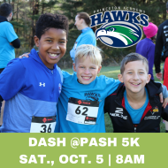 DASH @PASH 5K for Boys' Wellness