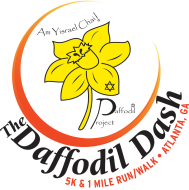 THE VIRTUAL DAFFODIL DASH 2021 - 10th ANNIVERSARY EDITION