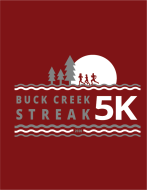 Buck Creek Streak 5K Trail Run (Clothing Optional)