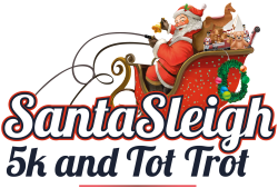 Santa Sleigh 5k and Tot Trot