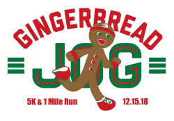 Upson-Lee Primary School Gingerbread Jog 5K Run/Walk and 1 Mile Fun Run