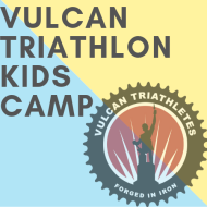 Vulcan Triathlon Kids Camp