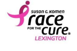 Race for the Cure Lexington